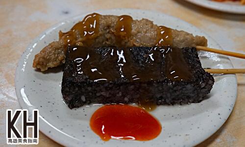《阿麗鍋燒麵》黑輪、米血