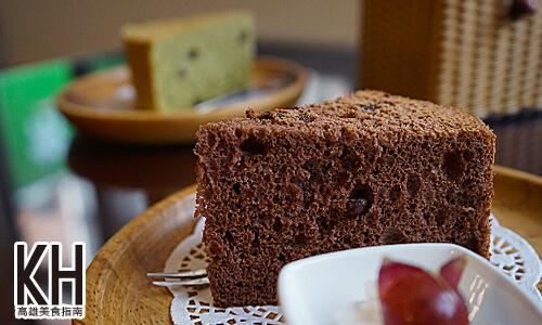 《常綠館》黃金天使蛋糕-巧克力藍莓