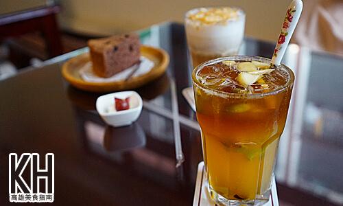 《常綠館》新鮮水果茶
