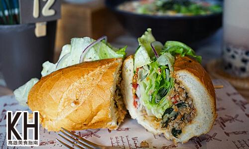 《奧格吐司》泰式打拋豬肉法國吐司