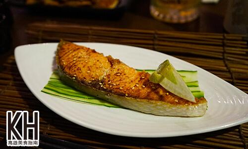 《酒樂》炭烤鮭魚