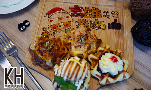 《Poppy Waffle》特製鬆餅禮盒