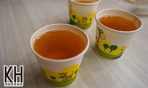 《香港發財燒臘》茶水