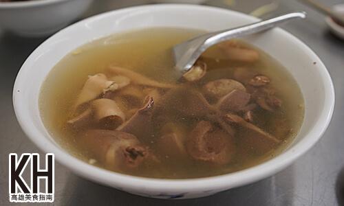 《鴨肉珍》綜合下水湯