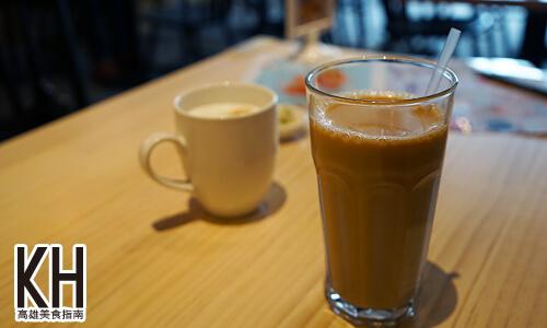 《濰克早午餐》伯爵奶茶
