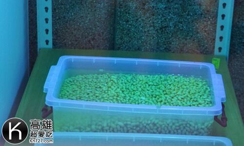 《之福豆漿》紫外線消毒泡豆