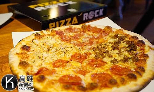 《搖滾披薩Pizza Rock》派對披薩