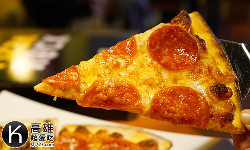 《搖滾披薩Pizza Rock》經典披薩
