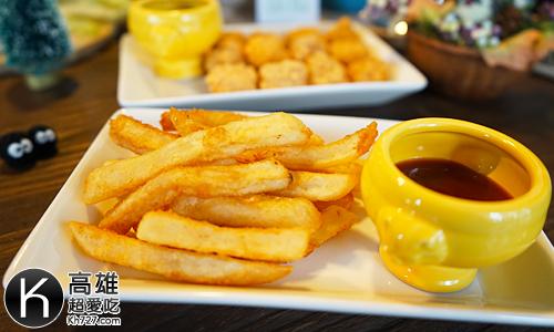 《秘密基地》美國脆薯