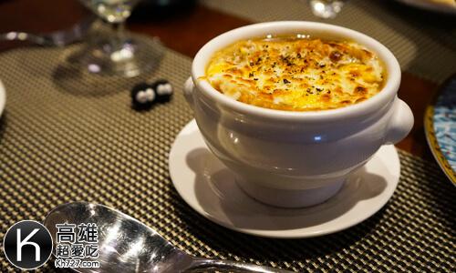 《A-STEAK》法式洋蔥湯